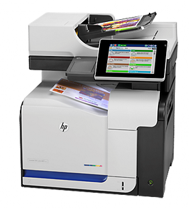 Принтер HP LaserJet Enterprise 500 M575dn