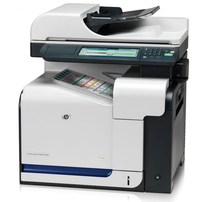 Принтер HP Color LaserJet CM3530